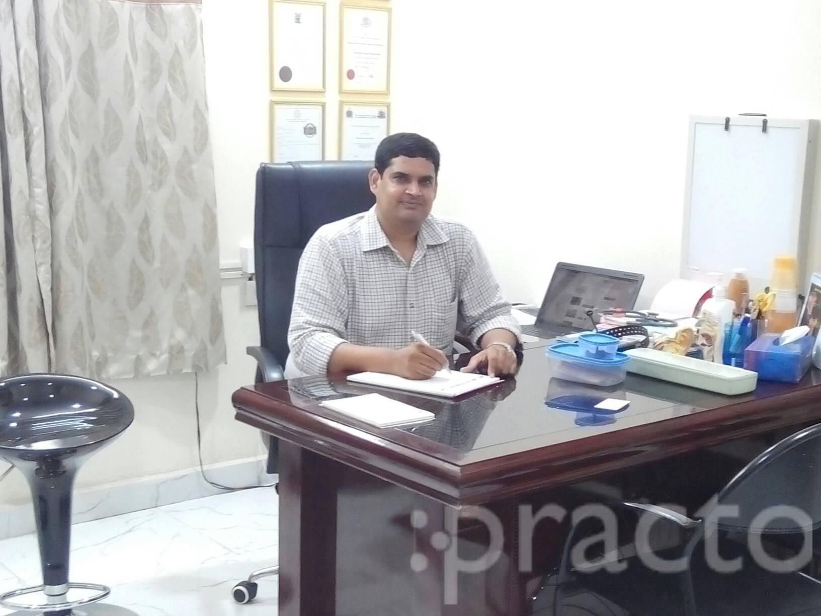 Dr. P. Krishnam Raju - Ear-Nose-Throat (ENT) Specialist