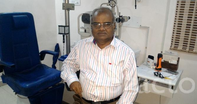 Dr. P. Kumaravel - Ophthalmologist