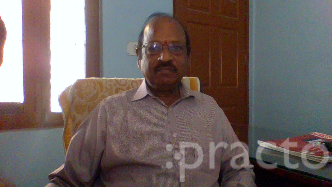 Mr. P.L.Reddy - Acupuncturist