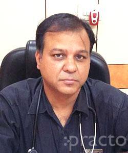 Dr. P. Saxena - Pediatrician