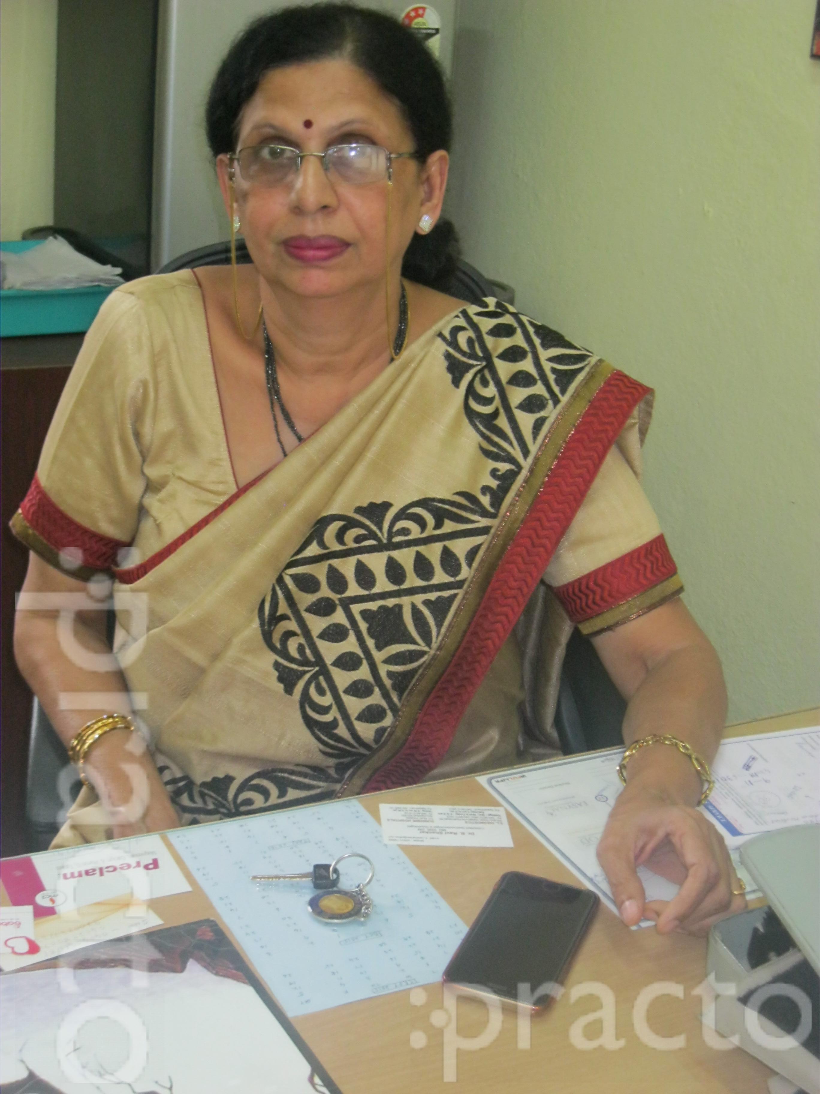 Dr. Padmini Valluri Panicker - Gynecologist/Obstetrician