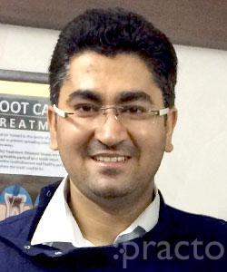 Dr. Pallav Kinra - Dentist