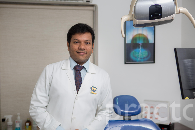 Dr. Pankaj Jain - Dentist