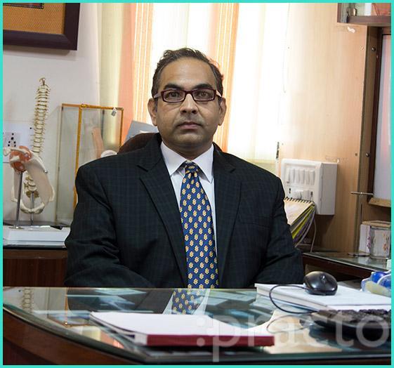 Dr. Pankaj Vyas - Orthopedist
