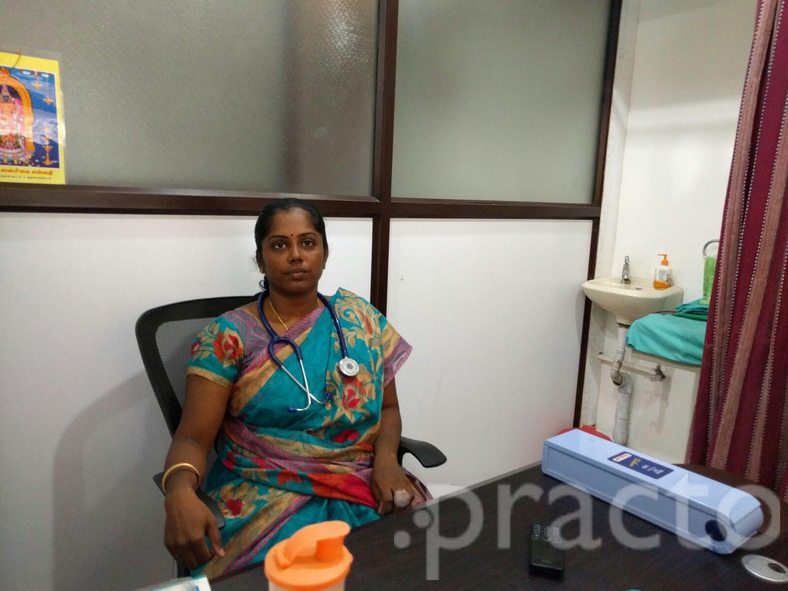 Dr. Parani Senthil Kumar - Gynecologist/Obstetrician