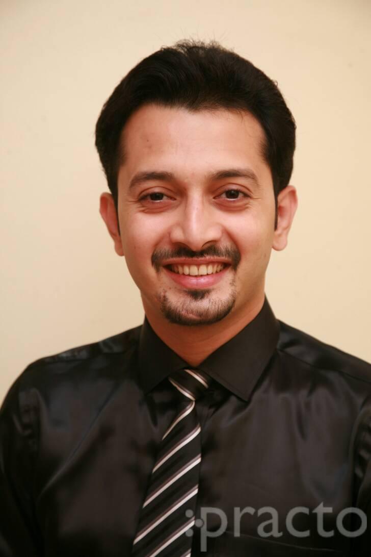 Dr. Parikshit Sahasrabudhe - Dentist
