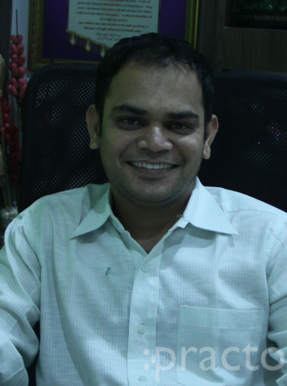 Dr. Parth Patel - Dentist