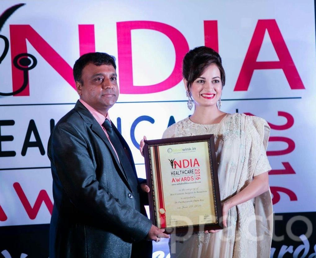 Dr. Parthasarathi Dutta Roy - Dermatologist