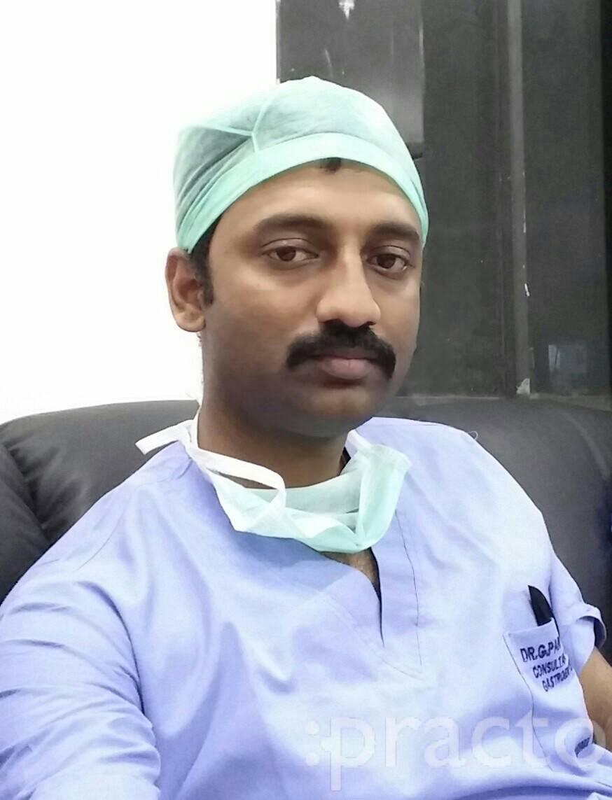 Dr. Parthasarathy G - GastroIntestinal Surgeon