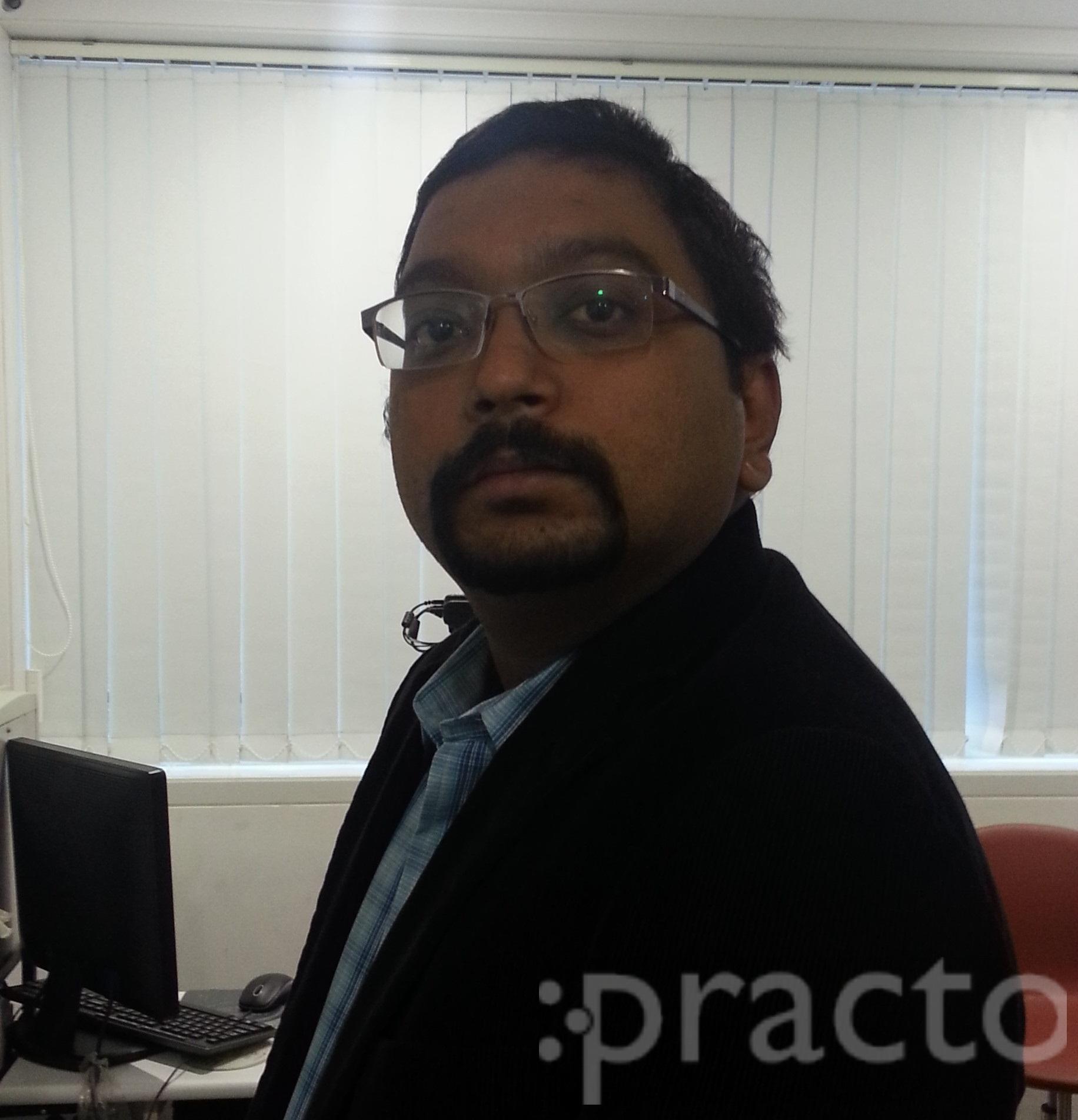 Dr. Partho Bakshi - Ophthalmologist