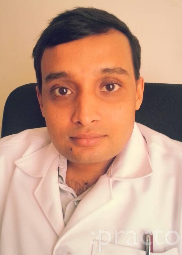 Dr. Pavan K Acharya - Dentist