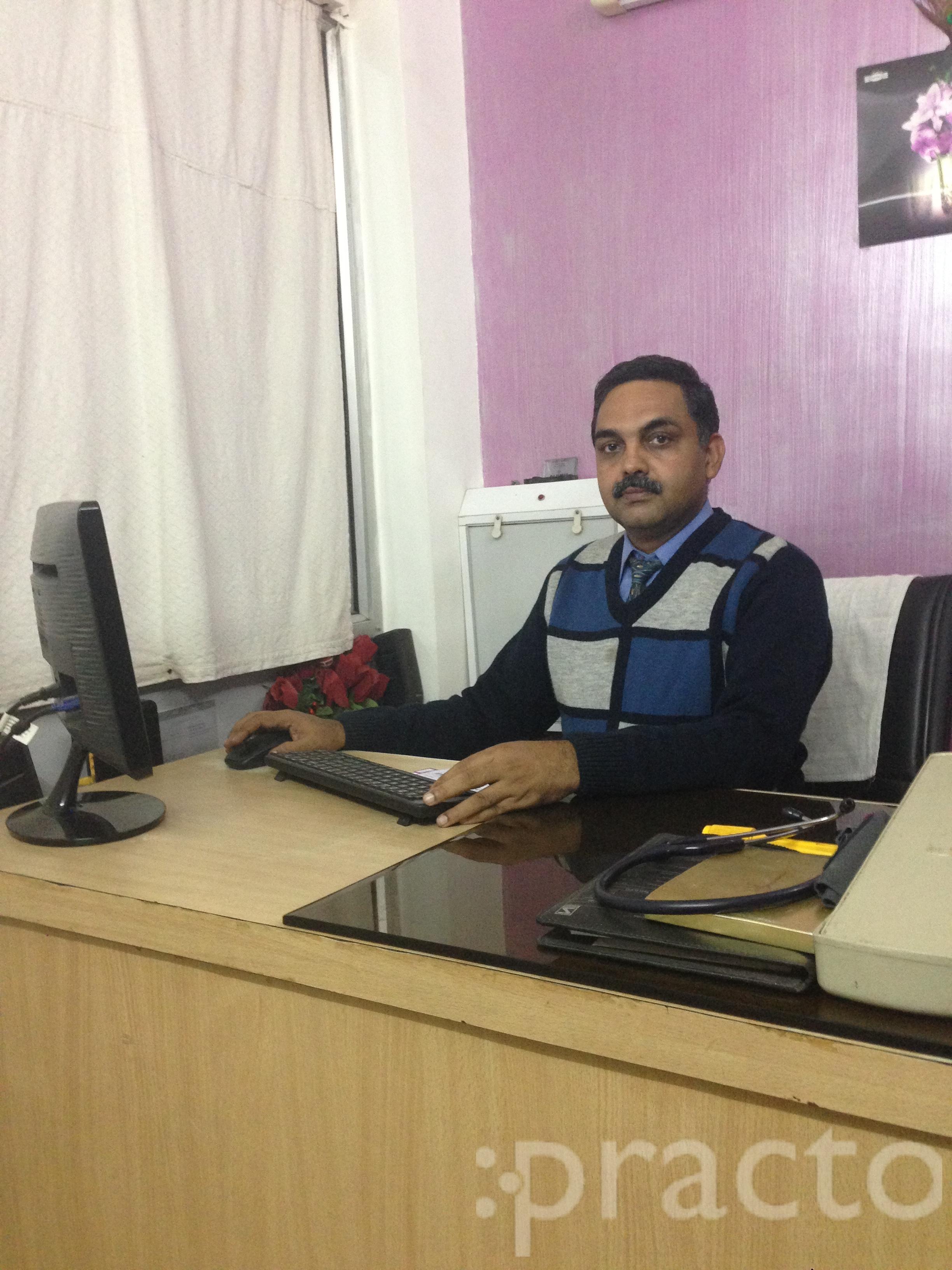 Dr. Pawan Kumar Chaudhary - Homeopath