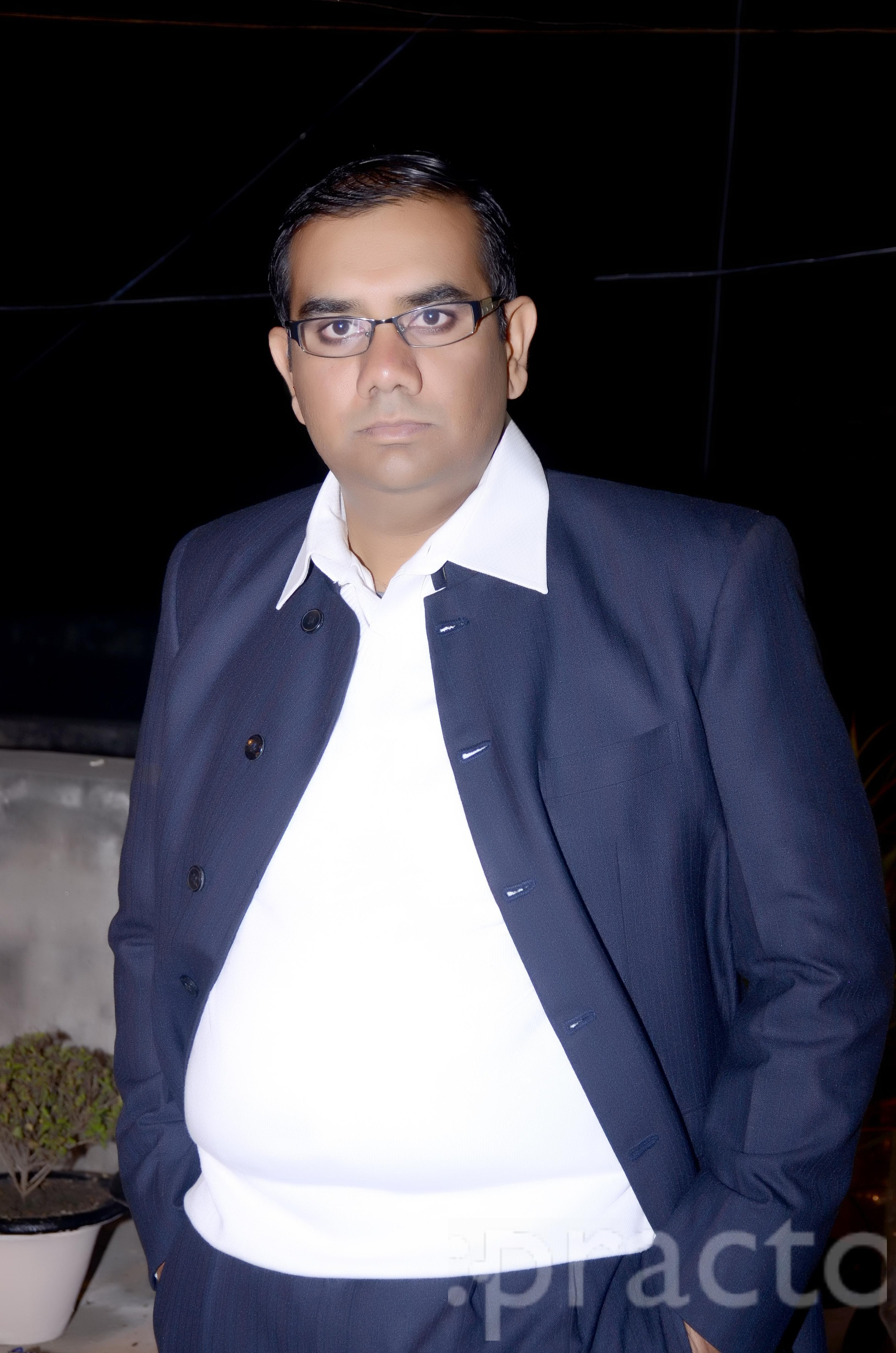 Dr. Pawan Kumar Tiwari - Dentist