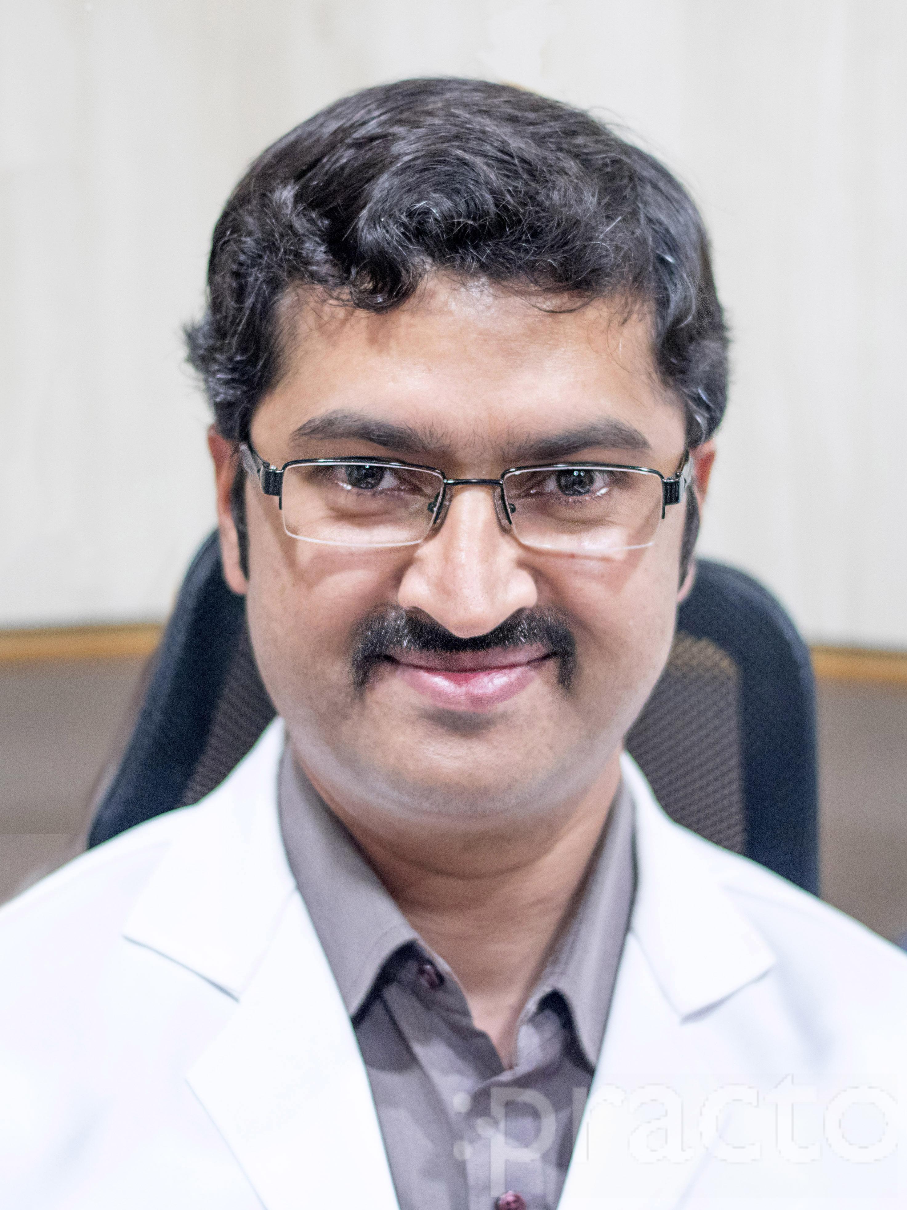 Dr. Phani Kiran S - Spine Surgeon