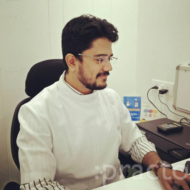 Dr. Pinak S. Deshpande - Dentist