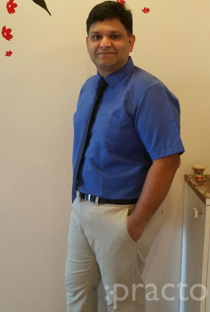 Dr. Piyush Sharma - Orthopedist