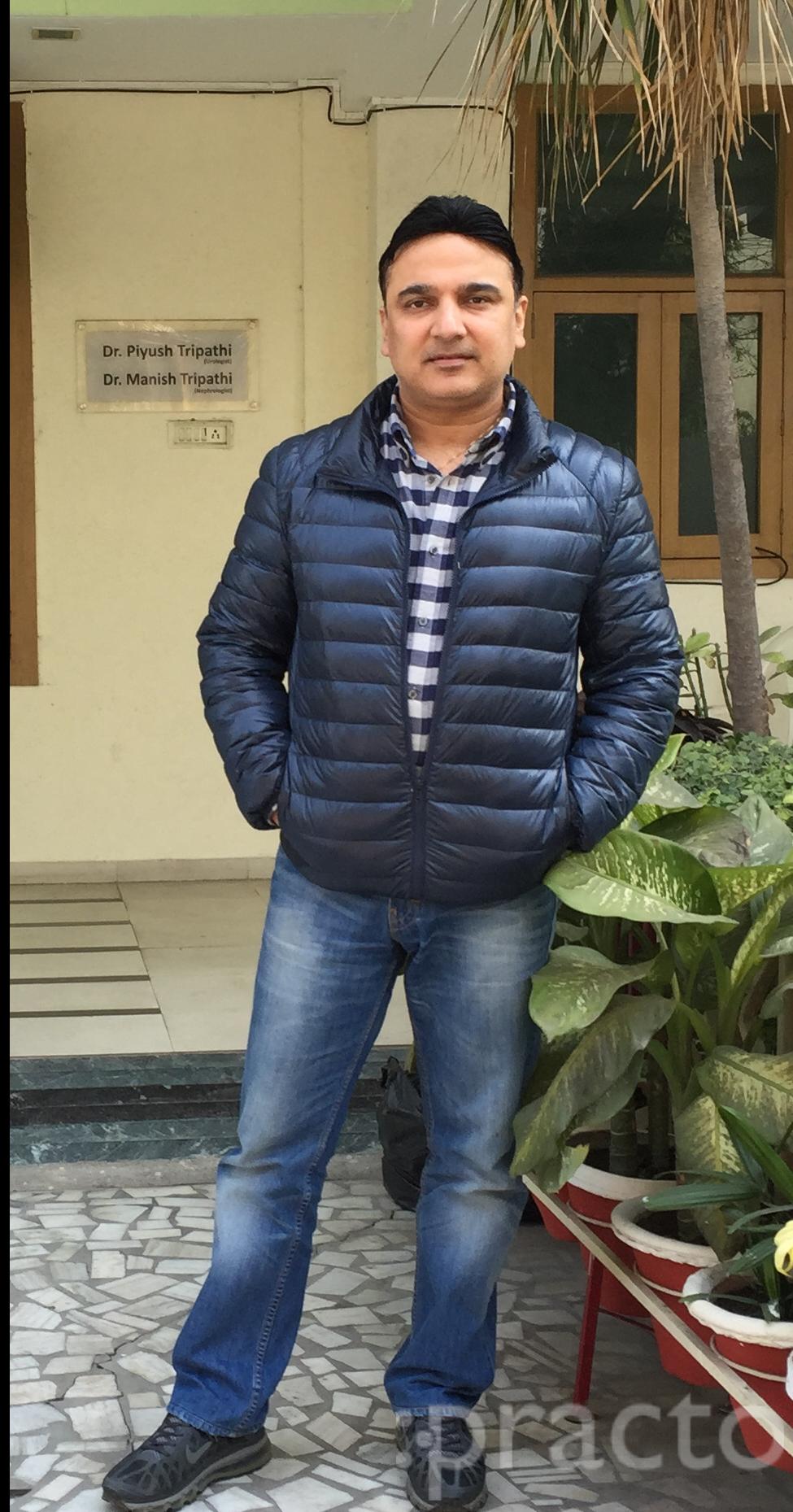 Dr. Piyush Tripathi - Sexologist