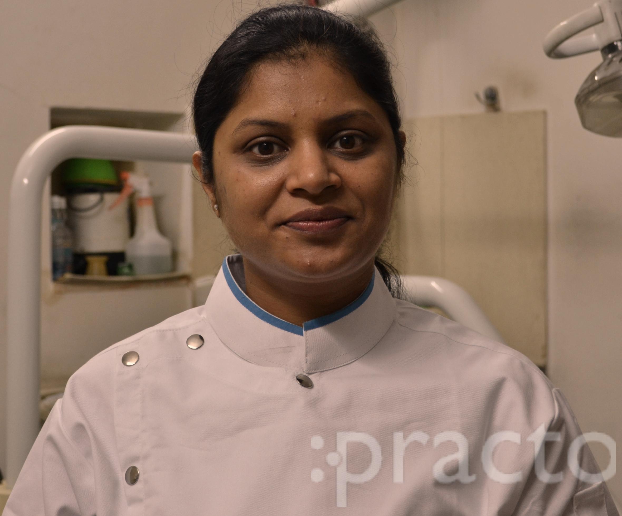 Dr. Pooja Jain - Dentist