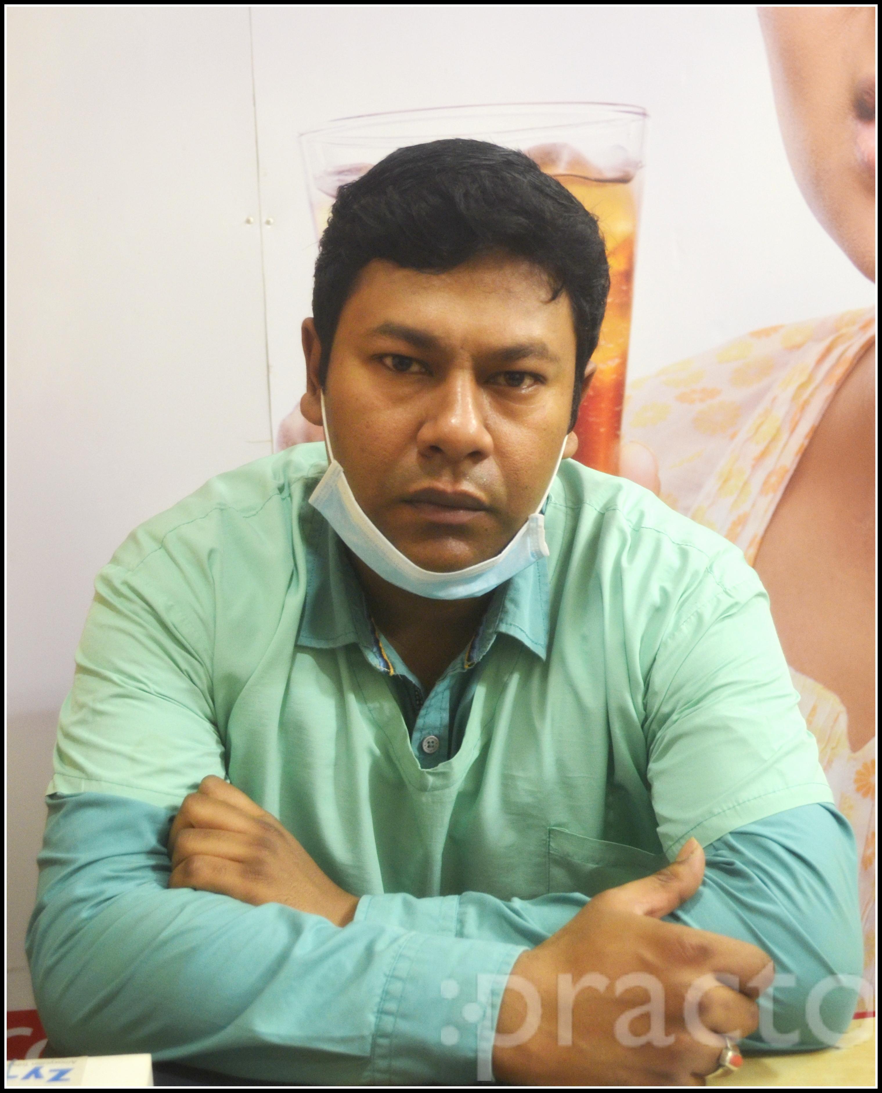 Dr. Prabir Samaddar - Dentist
