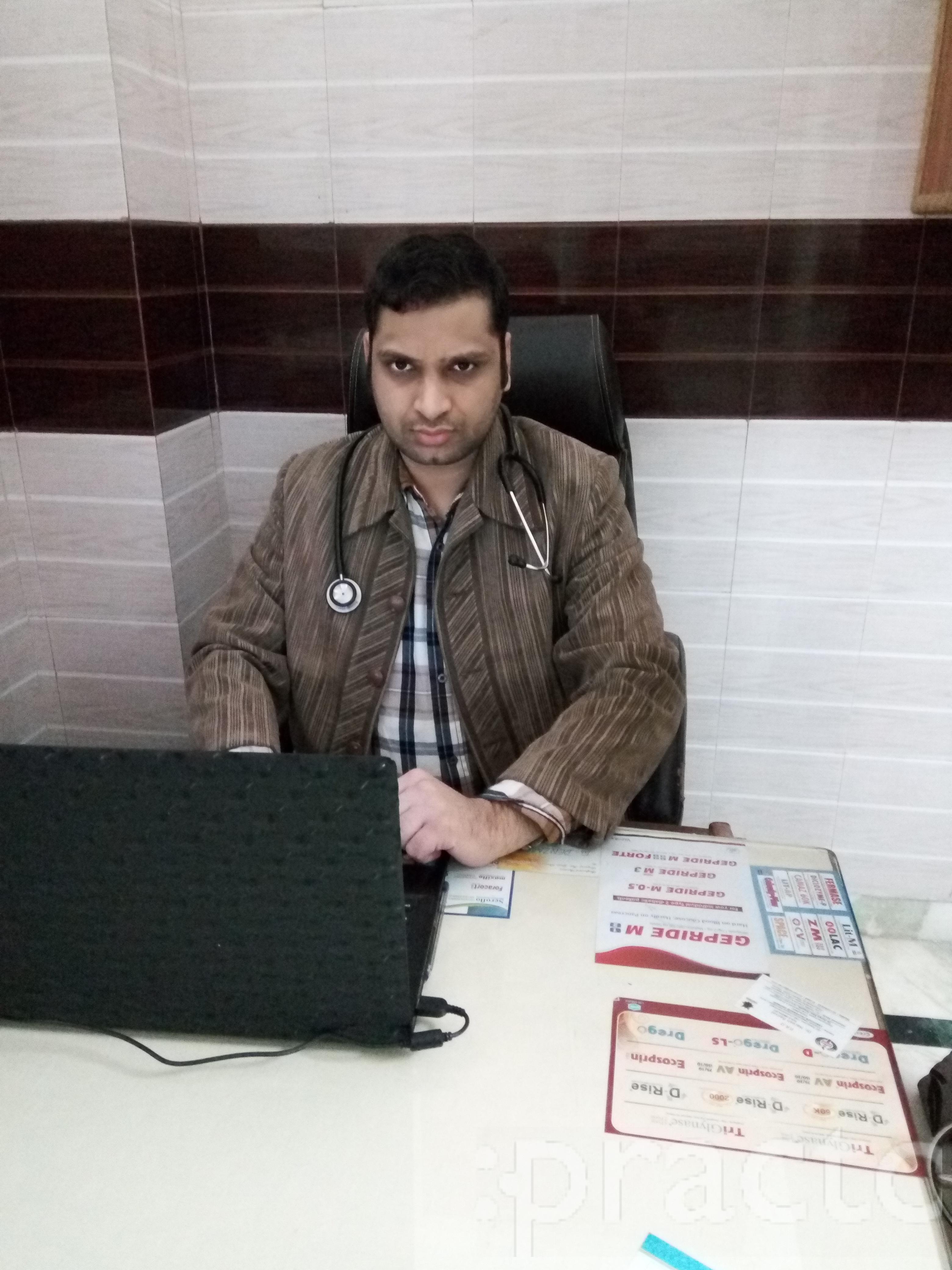 Dr. Pradeep K. Aggarwal - General Physician