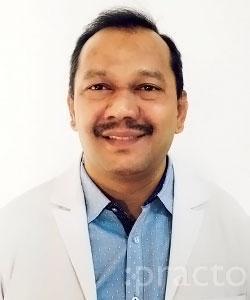 Dr. Pradeep Kiran B.S - Orthopedist