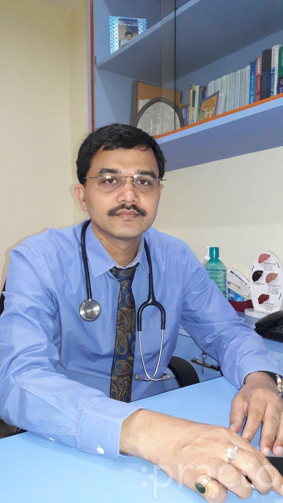 Dr. Pradeepta Kumar Sethy - Gastroenterologist