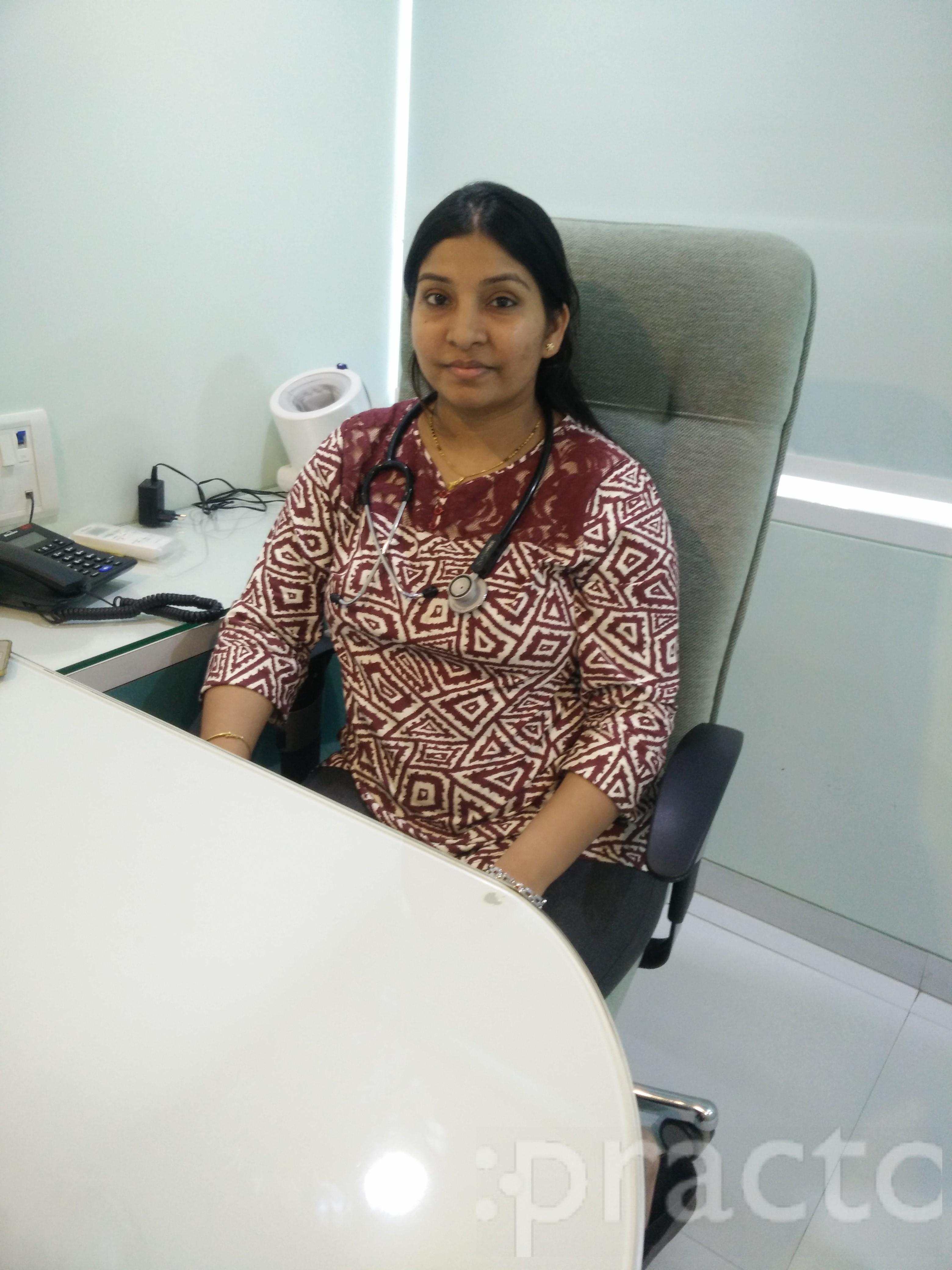 Dr. Pradnya Randive - Gynecologist/Obstetrician