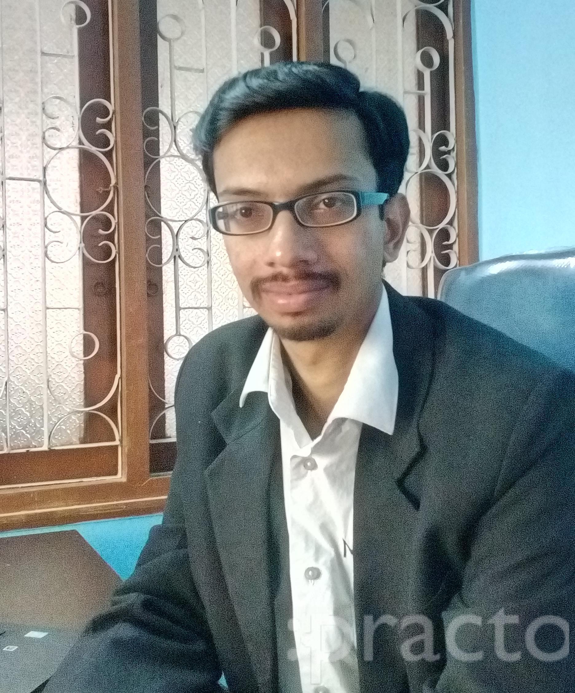 Dr. Pradyuth P - Homoeopath