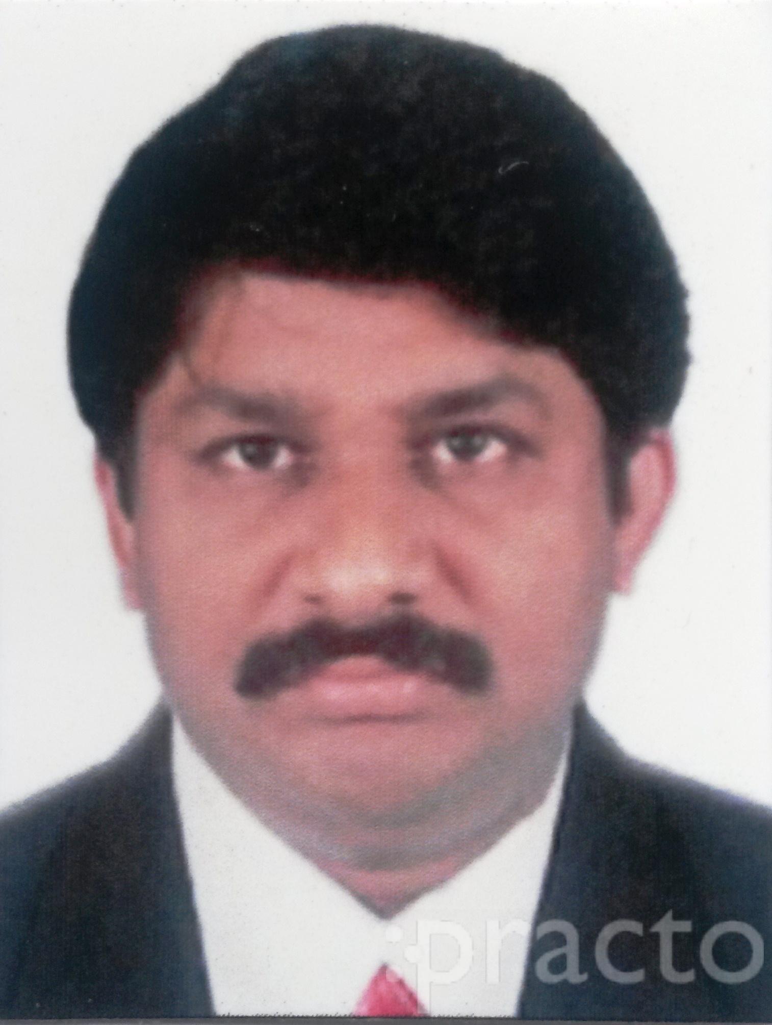 Dr. Prakash Kennedy J K - Diabetologist