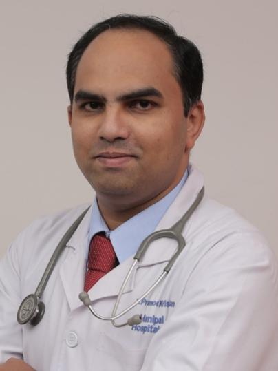 Dr. Pramod Krishnan - Neurologist