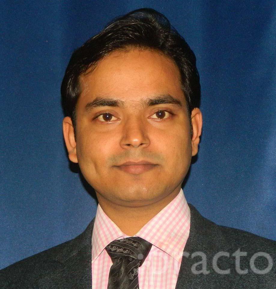 Dr. Pranab Jha - Physiotherapist