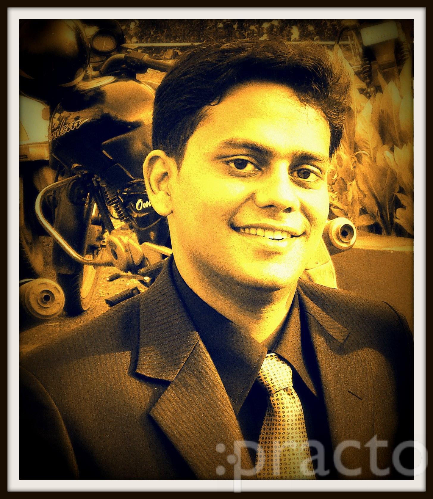 Dr. Pranav Kumar Singh - Dentist