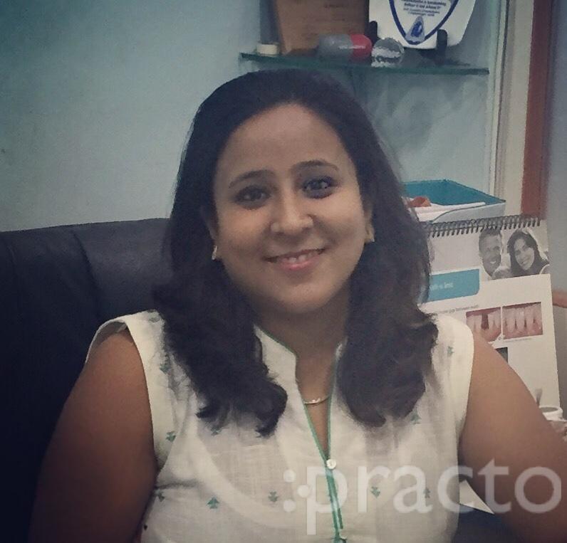 Dr. Pranoti Desai Sarda - Dentist