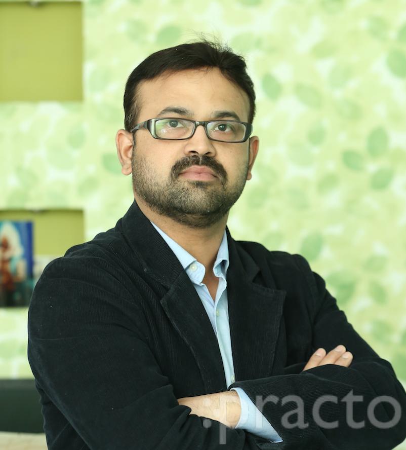 Dr. Prasad Patgaonkar - Spine Surgeon