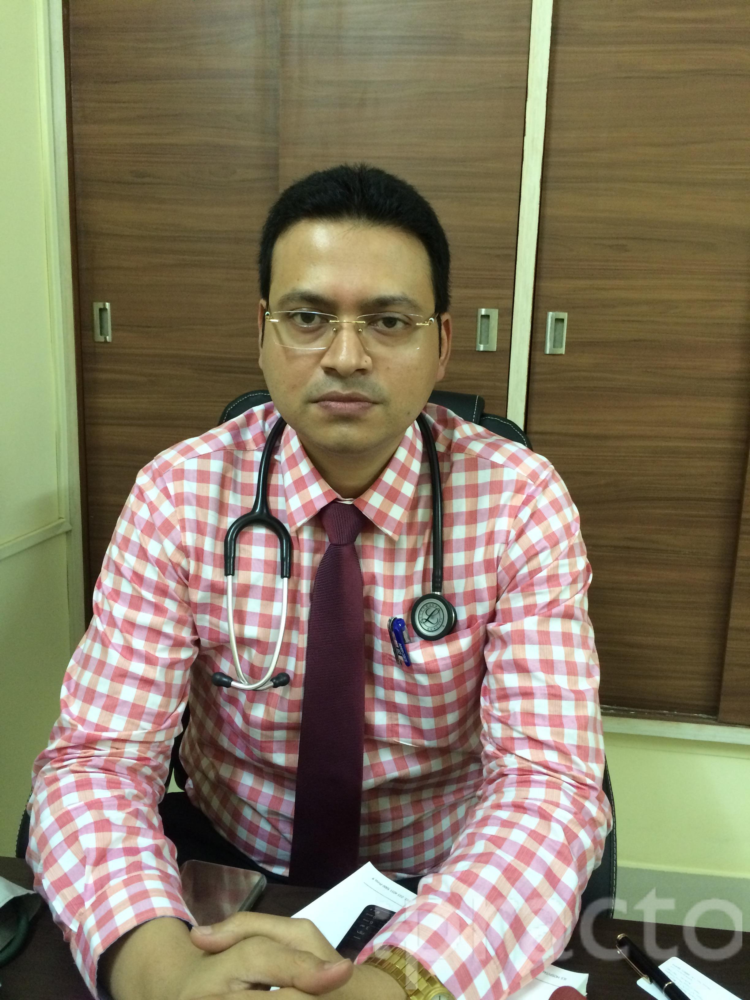 Dr. Prasenjit Sarkar - Internal Medicine