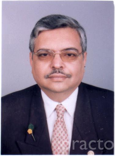 Dr. Prashant B. Desai Sr. - Ear-Nose-Throat (ENT) Specialist