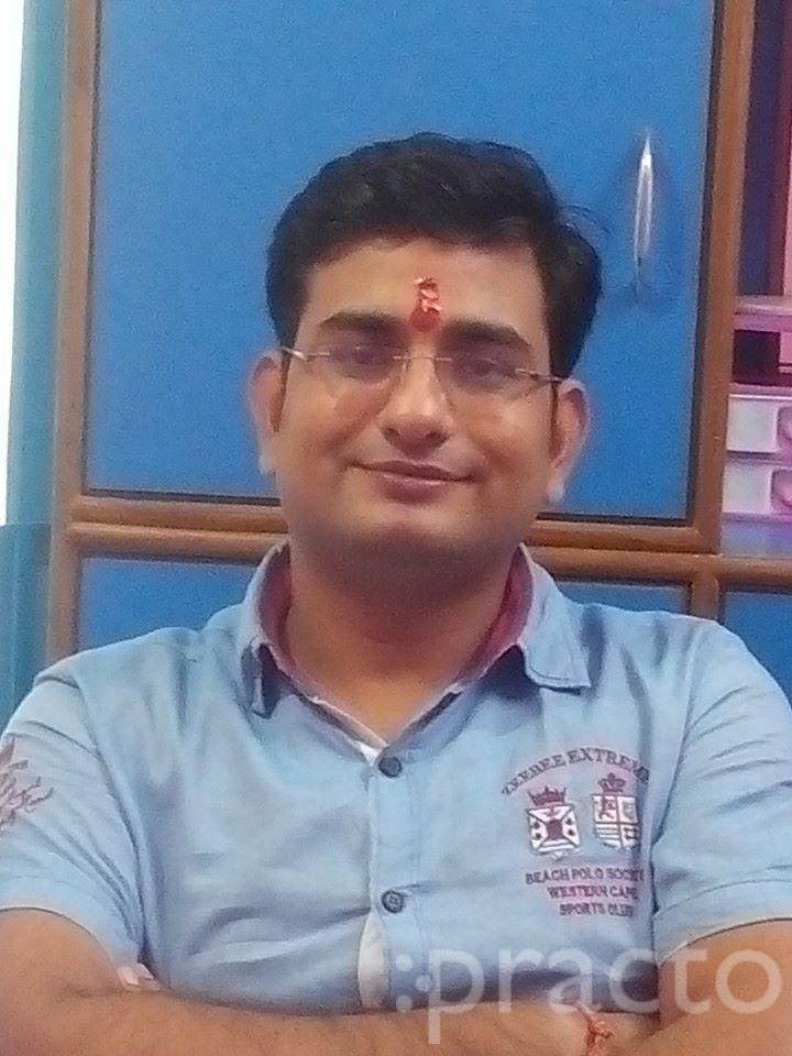Dr. Prashant Bhardwaj - Dentist