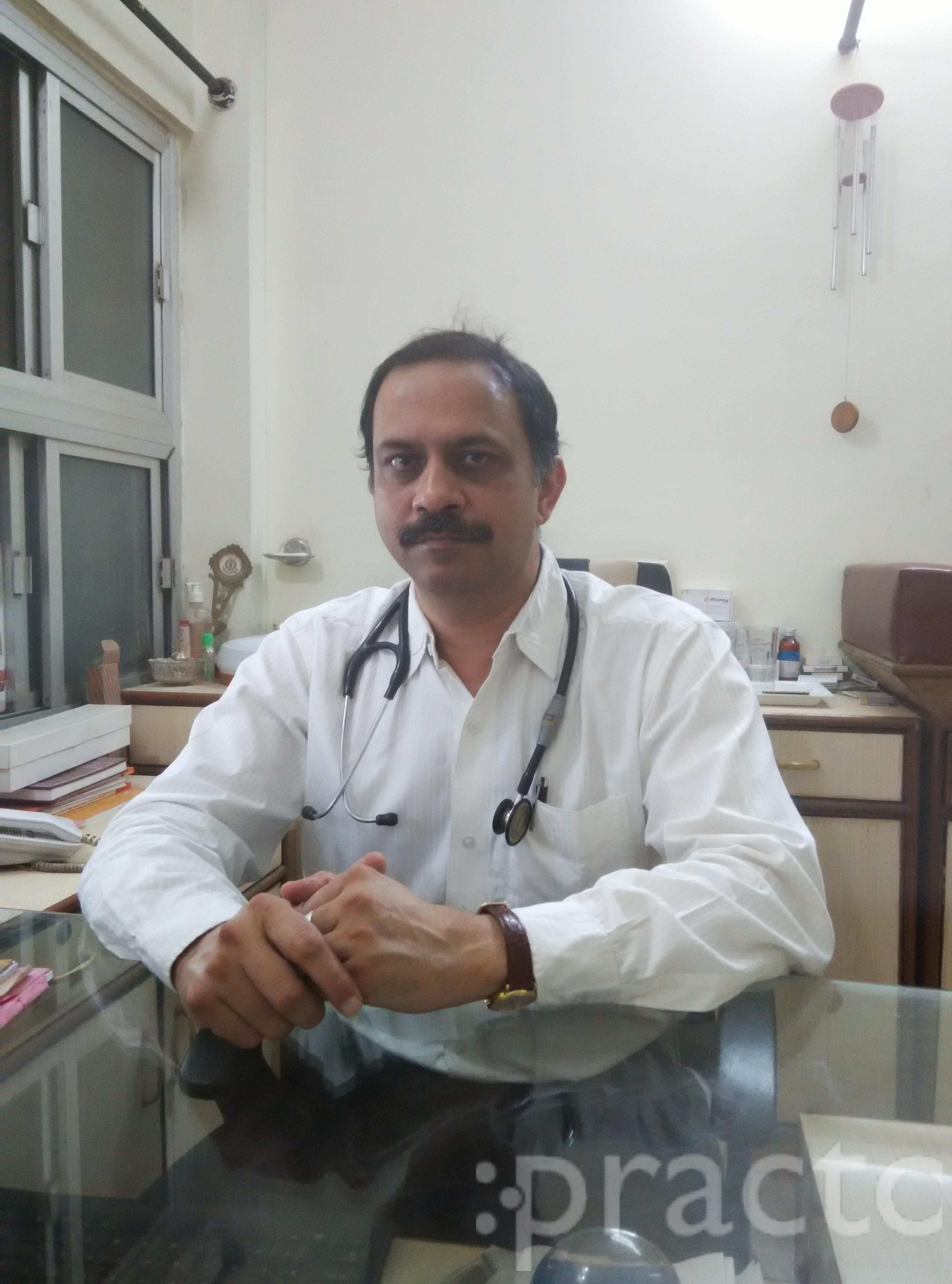 Dr. Prashant Kundargi - Urologist