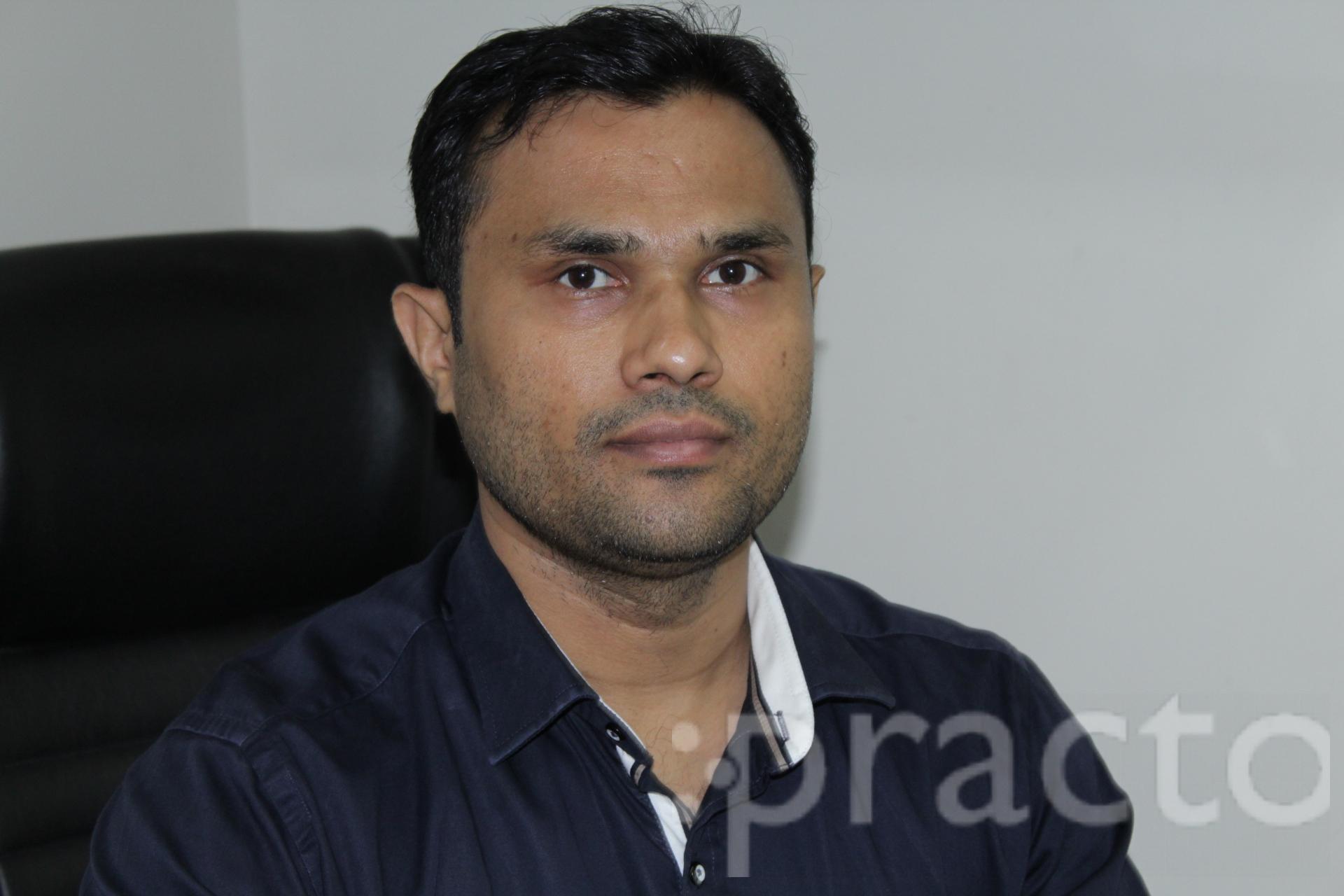 Dr. Prashant Madhukar Pawar - Dentist