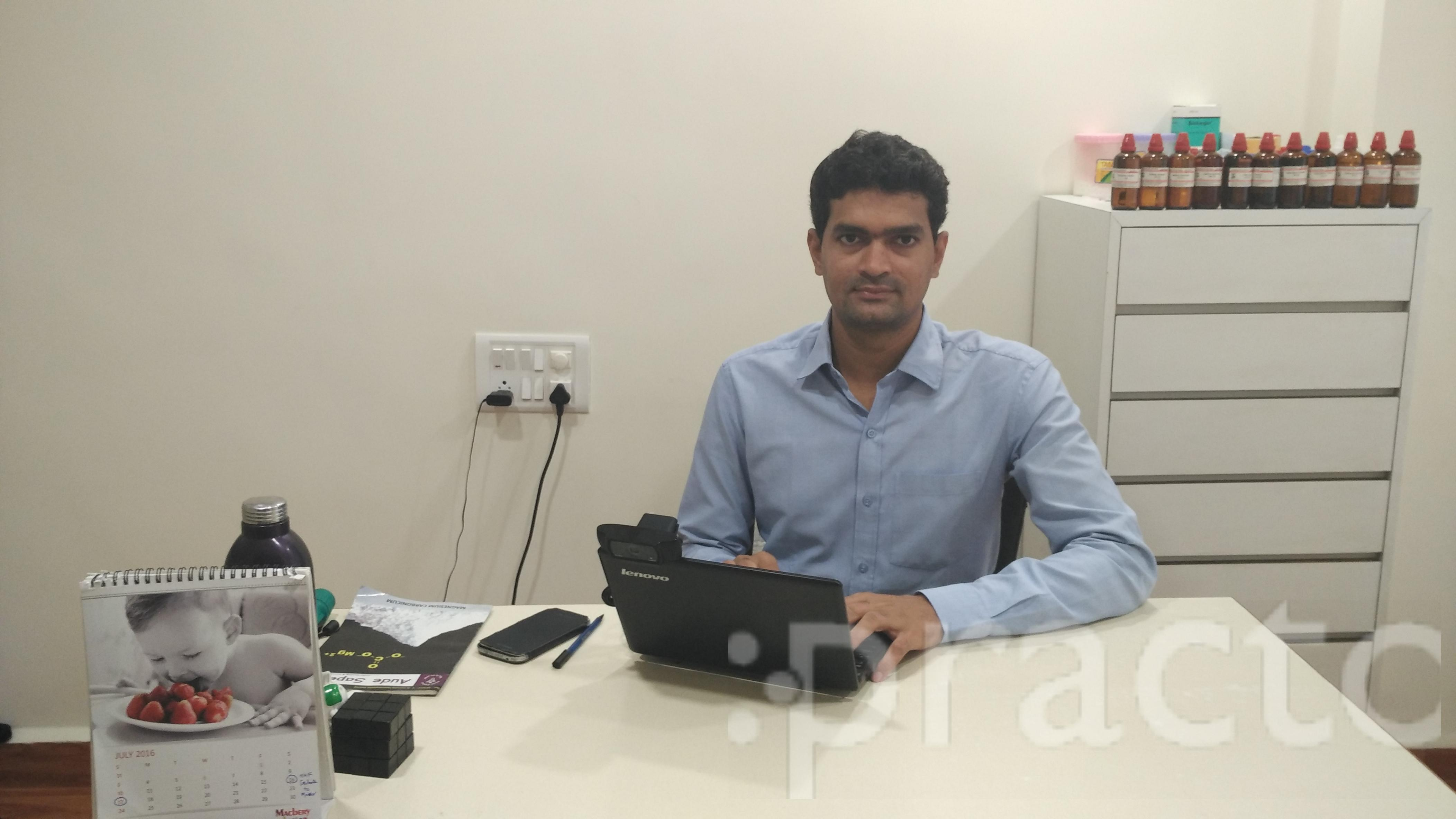 Dr. Prashant Ruikar