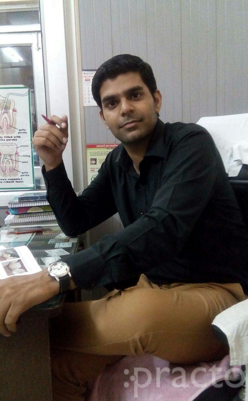 Dr. Prashant Sharma - Dentist