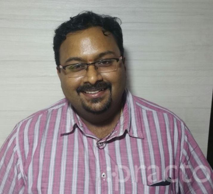 Dr. Prashanth K - General Surgeon