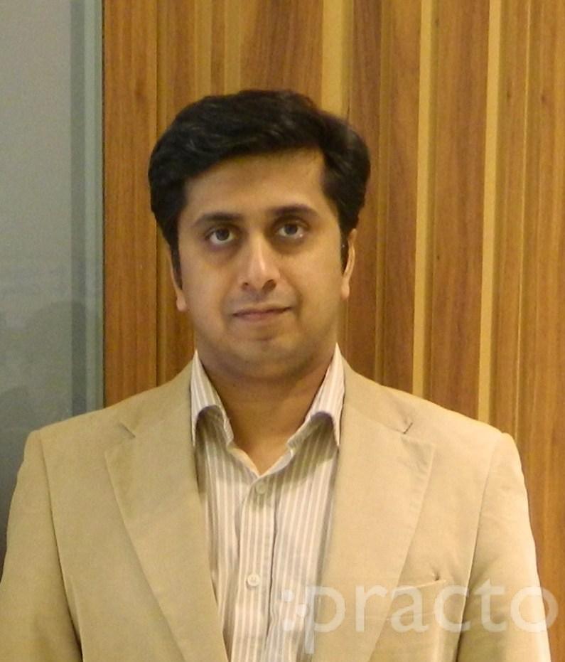 Dr. Prashanth Kalale - Orthopedist