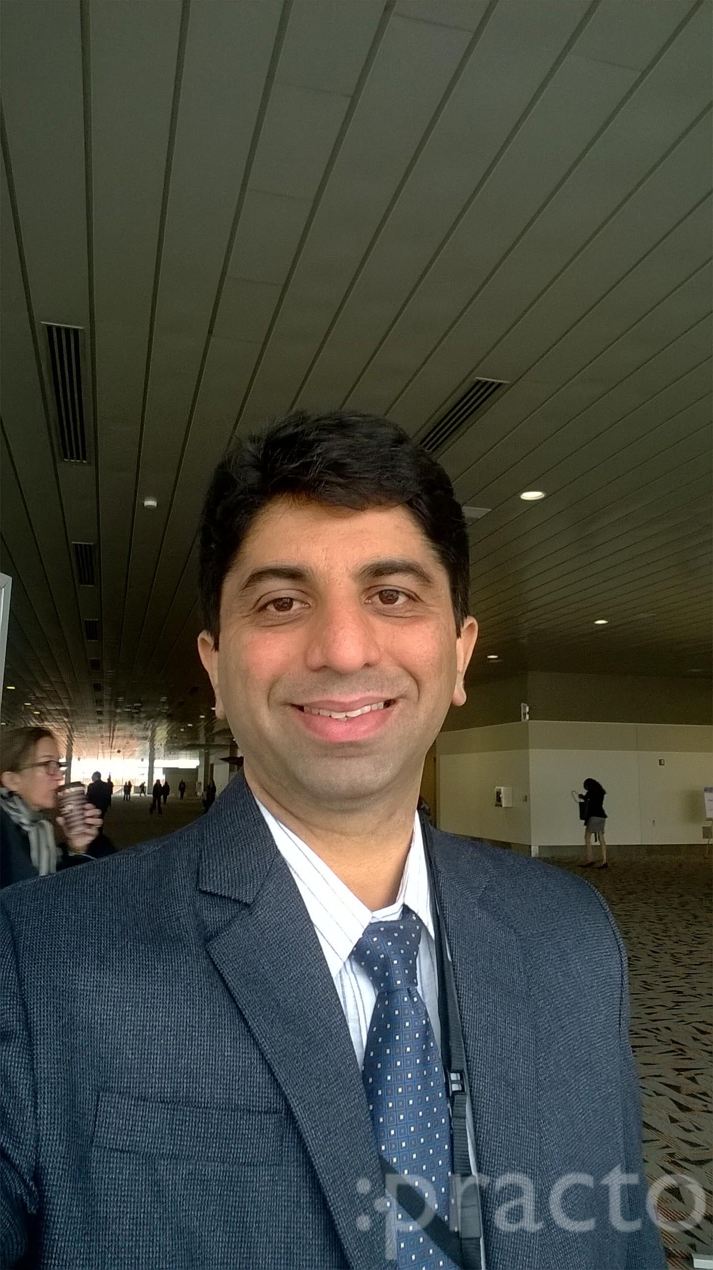 Dr. Prashanth MV - Pediatrician