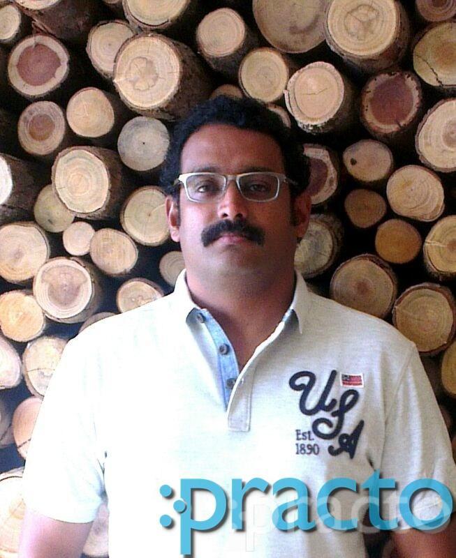 Dr. Prashanth R - Dentist