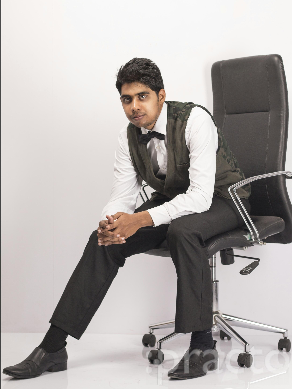 Dr. Prashanth .V - Dentist