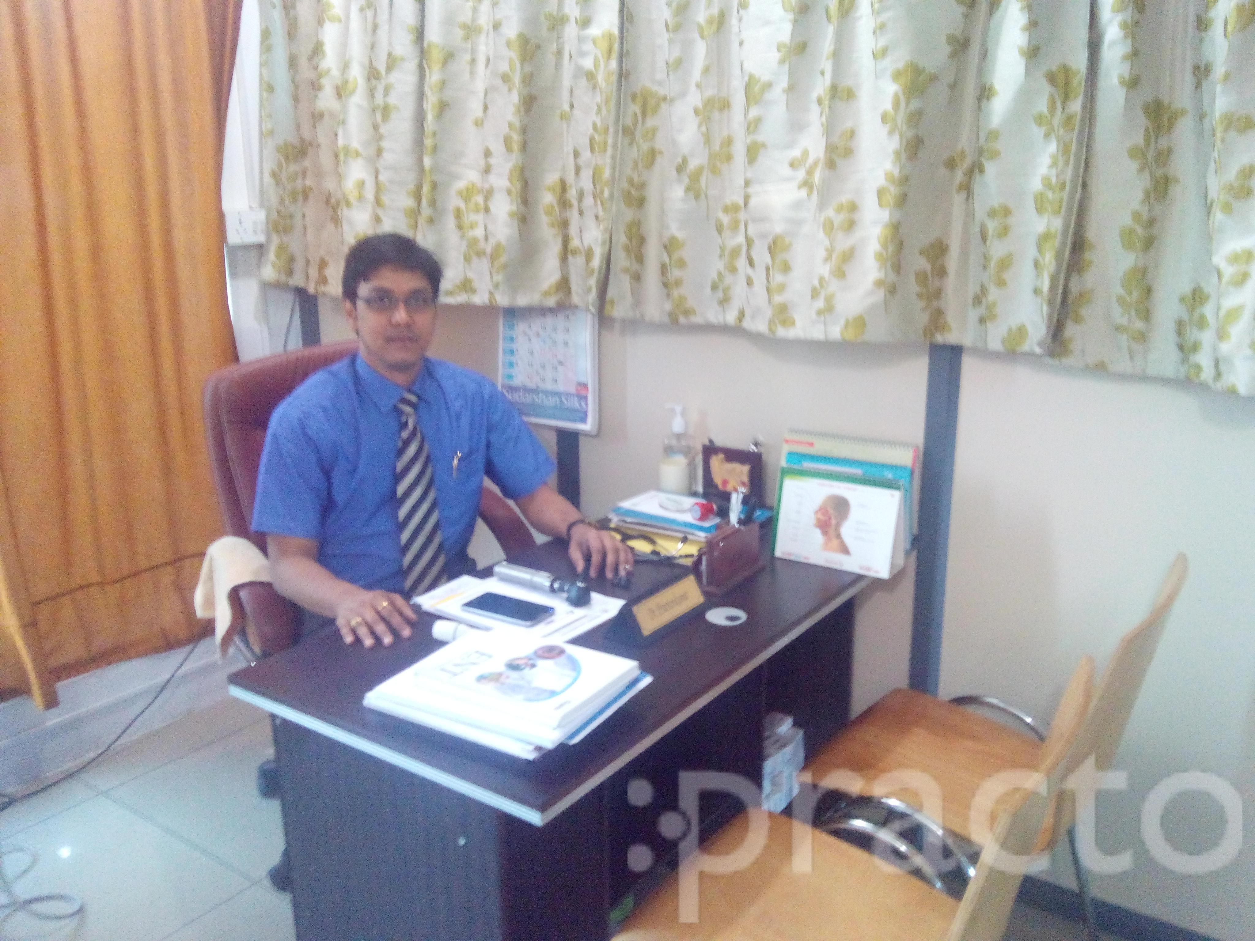 Dr. Praveen Kumar - Ear-Nose-Throat (ENT) Specialist