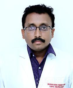 Dr. Praveen Kumar Yada - Neurologist