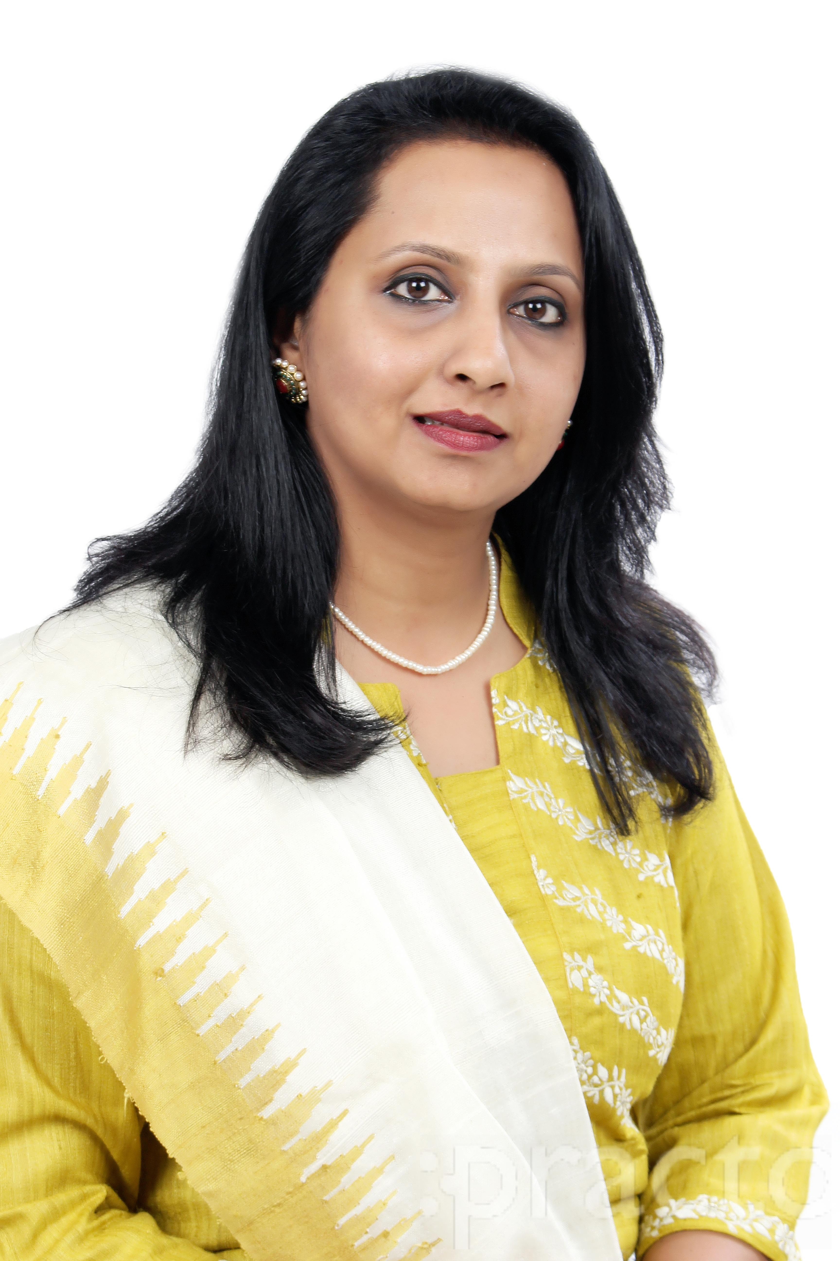 Dr. Preeja Balan - Speech Therapist