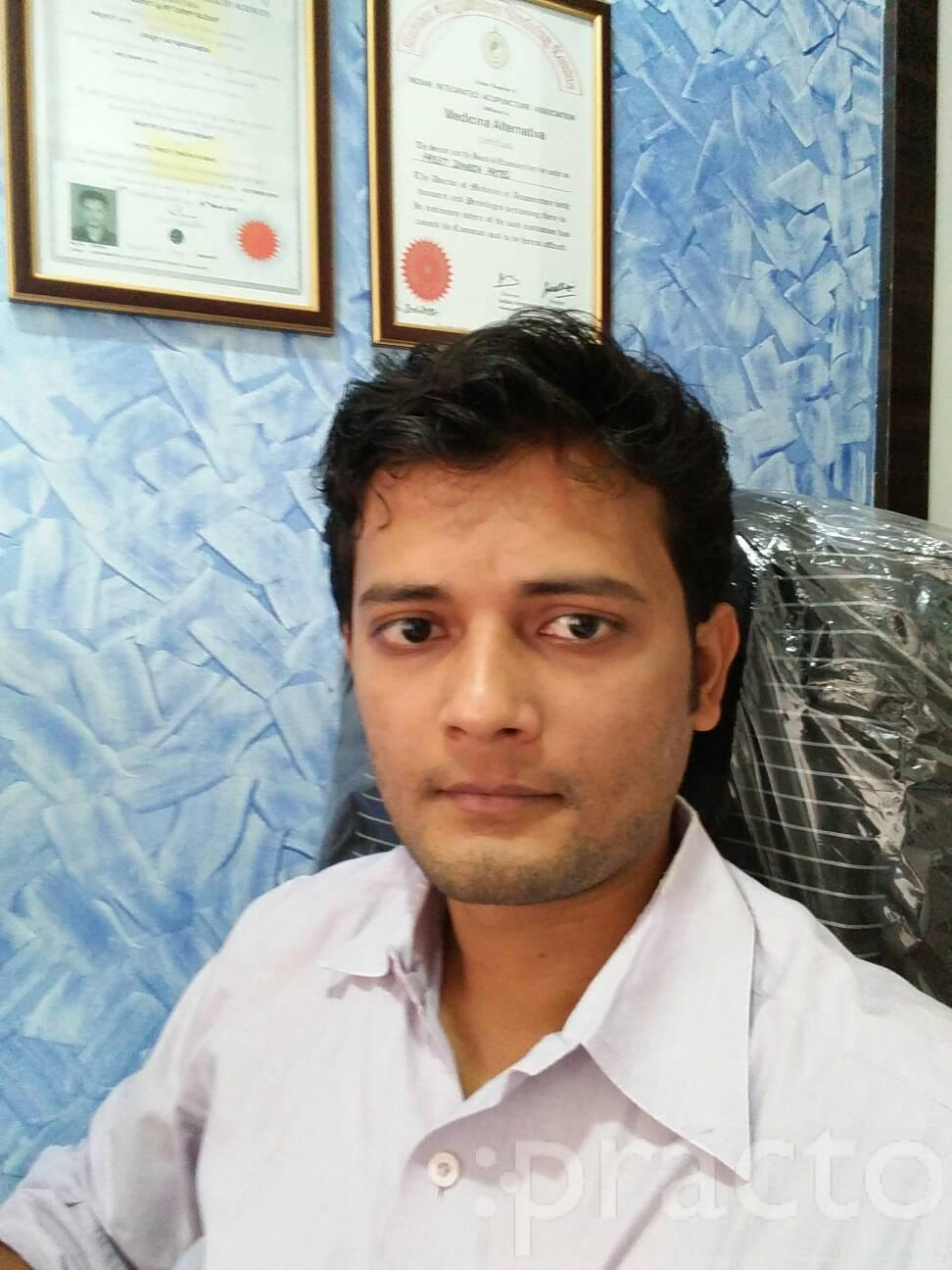 Dr. Preet D. Patel - Physiotherapist